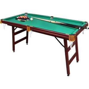 Бильярдный стол Fortuna Пул 5фт с комплектом аксессуаров бильярдный стол в дриад спорт
