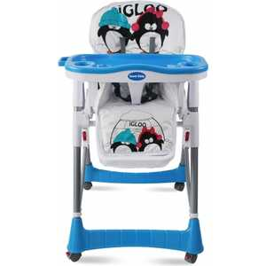 Стульчик для кормления Sweet Baby Couple Aqua