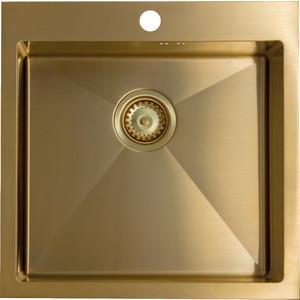 все цены на Мойка кухонная Seaman Eco Marino SMB-5151 Gold (PVD) (SMB-5151S-Gold.A)