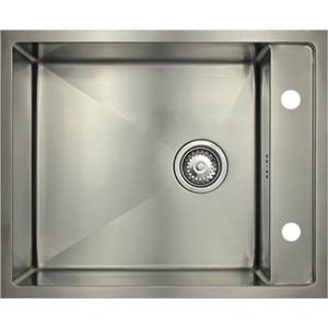 Мойка кухонная Seaman Eco Marino SMB-610XS вентиль-автомат (SMB-610XS.B) мойка кухонная seaman eco marino smb 7851ls вентиль автомат smb 7851ls b