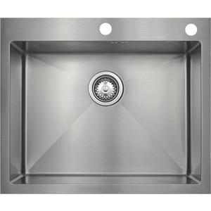 Мойка кухонная Seaman Eco Marino SMB-6151S вентиль-автомат (SMB-6151S.B) мойка кухонная seaman eco marino smb 7851ls вентиль автомат smb 7851ls b