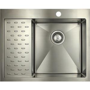 Мойка кухонная Seaman Eco Marino SMB-6351PLS вентиль-автомат (SMB-6351PLS.B) al smb alsmb automatic burner controller