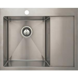 Мойка кухонная Seaman Eco Marino SMB-6351RS вентиль-автомат (SMB-6351RS.B) мойка кухонная seaman eco marino smb 7851ls вентиль автомат smb 7851ls b