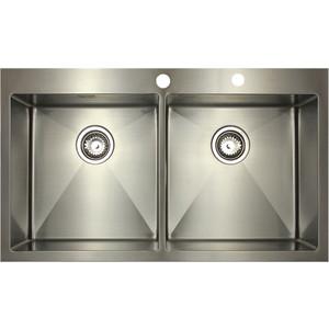 Мойка кухонная Seaman Eco Marino SMB-8851DS вентиль-автомат (SMB-8851DS.B) мойка кухонная seaman eco marino smb 7851ls вентиль автомат smb 7851ls b