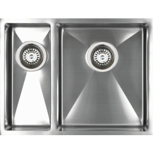 Мойка кухонная Seaman Eco Marino SME-575L (SME-575L.A) weissgauff quadro 575 eco granit серый беж