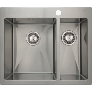 Мойка кухонная Seaman Eco Marino SMV-575R (SMV-575R.A) мойка кухонная weissgauff quadro 575 eco granit белый