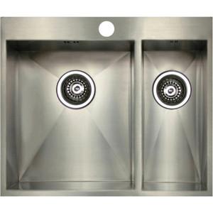 Мойка кухонная Seaman Eco Marino SMV-Z-575R (SMV-Z-575R.A) weissgauff ascot 575 eco granit белый