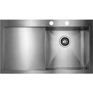 Мойка кухонная Seaman Eco Marino SMV-Z-860L вентиль-автомат (SMV-Z-860L.B) märklin katalog spur z