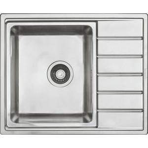 Мойка кухонная Seaman Eco Roma SMR-6150A без отверстий (SMR-6150A.0) алексей ларин юлия гессер и