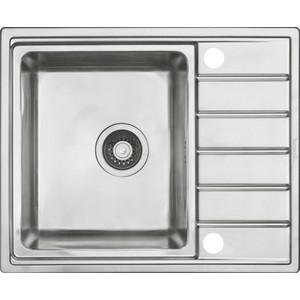 Мойка кухонная Seaman Eco Roma SMR-6150A вентиль-автомат (SMR-6150A.B)
