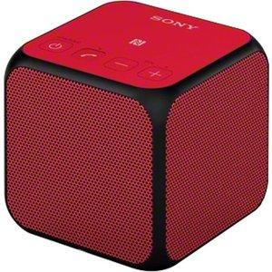 Портативная колонка Sony SRS-X11 red