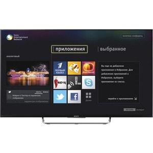 3D и Smart телевизор Sony KDL-50W808C