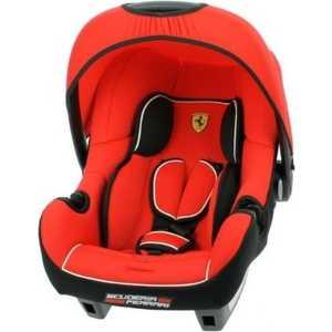 Автокресло Nania BeOne SP 0-18кг Corsa Ferrari красный/черный