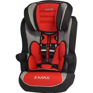Автокресло Nania I-Max 9-36кг Agora Carmin красный/светло-серый/черный 927129