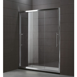 где купить Душевая дверь Cezares TRIO-BF-22-100-P-Cr дешево