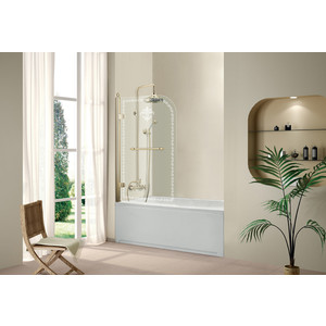 Шторка на ванну Cezares RETRO-V-1-80/145-PP-G-R new 10 2 inch touch screen 10 1 inch at102tn03 v 8 v 9 screen free shipping 234 145