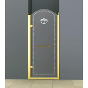 Душевая дверь Cezares RETRO-B-1-90-CP-Cr-R