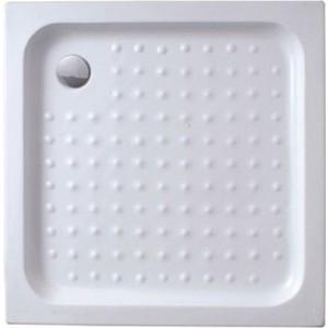 Душевой поддон Cezares 100x100x15 см акриловый квадратный (TRAY-A-A-100-15-W) 100