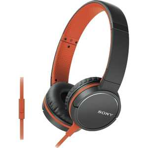 Наушники Sony MDR-ZX660AP brick orange наушники sony mdr zx660ap blue