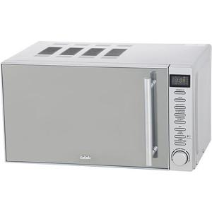 Микроволновая печь BBK 20MWS-721T/BS-M микроволновая печь bbk 23mws 927m w 900 вт белый