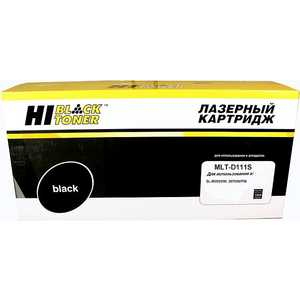 Картридж Hi-Black MLT-D111S 1500 страниц 1pcs compatible toner cartridge mlt d111s mlt d111s 111 for samsung m2022 m2022w m2020 m2021 m2020w m2021w m2070 m2071fh printer