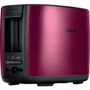 Тостер Philips HD2628/00 мультиварка philips hd4734 03