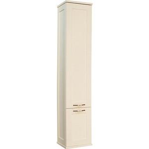 Шкаф-колонна Акватон Леон (1A186503LBPR0) акватон мебель для ванной акватон минима