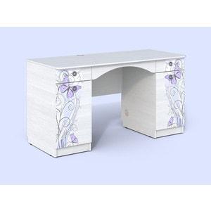 СКАНД-МЕБЕЛЬ Стол Леди мебель салона маникюрный стол роза 42 цвета