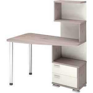 Стол компьютерный МЭРДЭС СКМ-60 НБЕ-ЛЕВ merdes стол компьютерный домино скм 60 арт1
