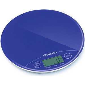 Кухонные весы Rolsen KS-2906, синий