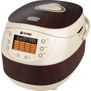 Мультиварка Vitek VT-4217 BN мультиварка vitek vt 4252 gd