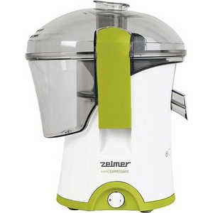Соковыжималка Zelmer ZJE0800L зеленый