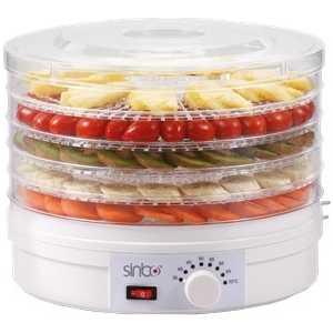 Сушилка для овощей Sinbo SFD-7401 белый supra sfd 112u