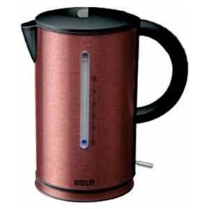 Чайник электрический Mystery MEK-1614 красный