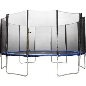 Батут DFC Trampoline Fitness 16 футов с сеткой (488см)