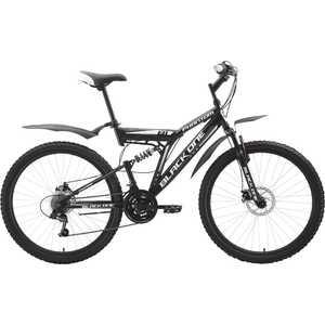 Велосипед Black One Phantom Disc стальной-черный 18 (H000003697)