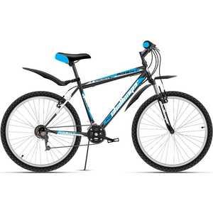 Велосипед Challenger Agent черно-синий 16 (H000003683)