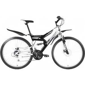 Велосипед Challenger Desperado черно-белый 16 (H000003687)