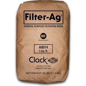 Clack Corporation Фильтрующая загрузка Filter-Ag, мешок 28,3 л (40010)