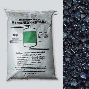Clack Corporation Фильтрующая загрузка Manganese Greensand, мешок 14,15 л (40016)