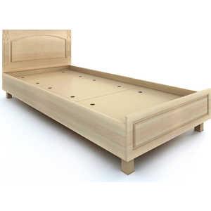 Кровать Compass ЭМ-17 береза снежная