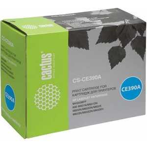 Картридж Cactus CE390A (CS-CE390A)