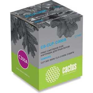 Картридж Cactus CLP-C300A (CS-CLP-C300A) все цены