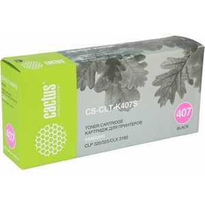 Картридж Cactus CLT-K407S (CS-CLT-K407S) cactus cactus cs clt k506l