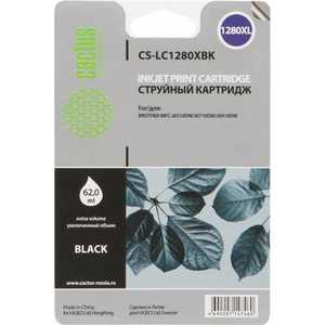 Картридж Cactus LC-1280XBK (CS-LC1280XBK)