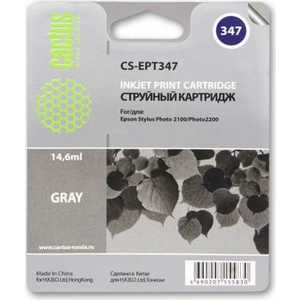 Картридж Cactus EPT347 (CS-EPT347) картридж cactus ept347 cs ept347