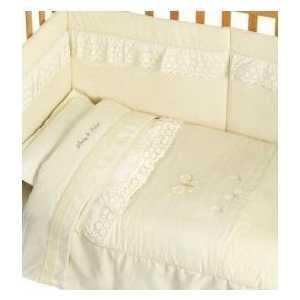 Комплект в кровать Andy and Helen Farfalla Elegant с кристаллами (декор-бабочки) 6 предметов крем E6/10E 6P LB C farfalla свитеры