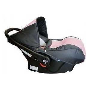 все цены на Автокресло Camarelo Carmela 0-13 кг серо-розовый ACR/05 онлайн