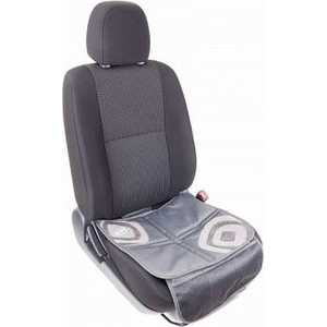 Защитный чехол Смешарики под автокресло на сиденье серый/серый SM/COV-010 GY/GY mymei серый