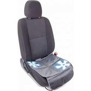 Защитный чехол Смешарики под автокресло на сиденье серый/синий SM/COV-010 GY/BL